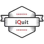 Quit smoking: iQuitSmoking App