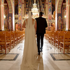 Wedding photographer Manos Mpinios (ManosMpinios). Photo of 09.04.2018