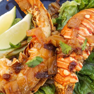 Chipotle Lobster Tails.