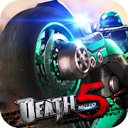 Death Moto 5 : Free Top Fun Motorcycle Racing Game