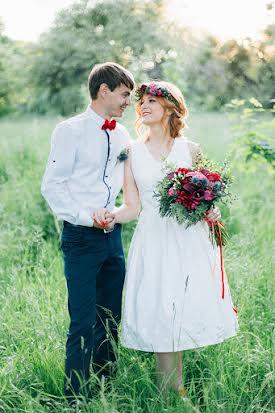 Nhiếp ảnh gia ảnh cưới Александр Блищ (oblishch). Ảnh của 19.06.2016