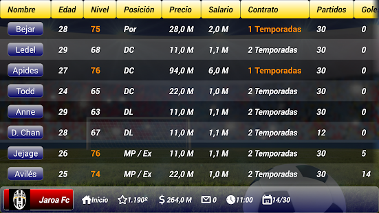 Soccer Manager 1- screenshot thumbnail
