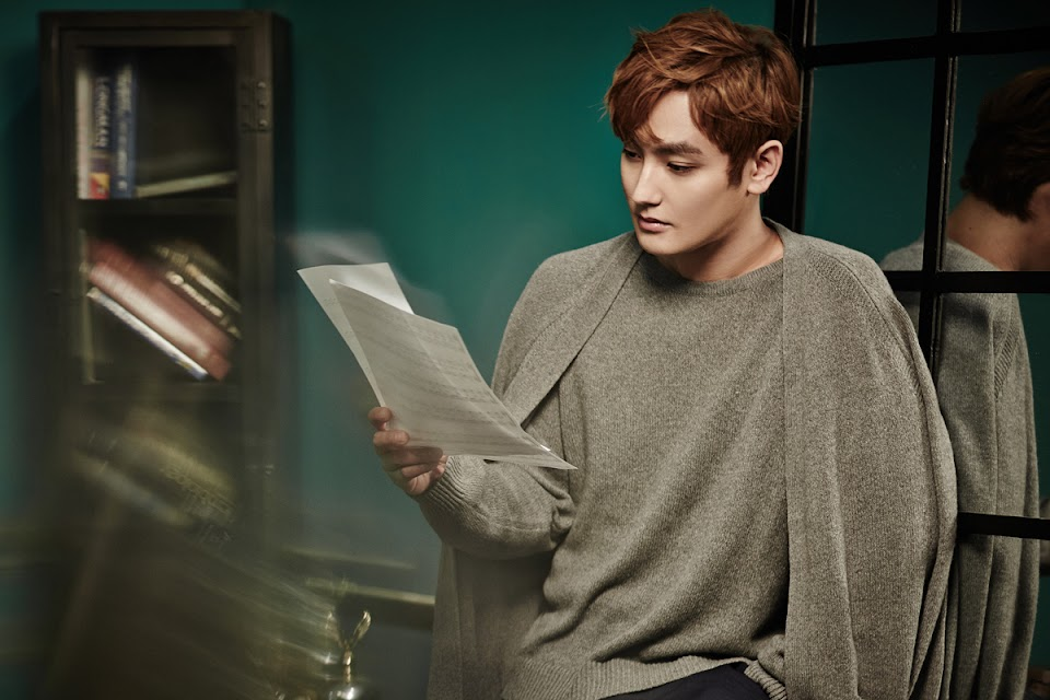 Kangta teaser image for Group S comeback