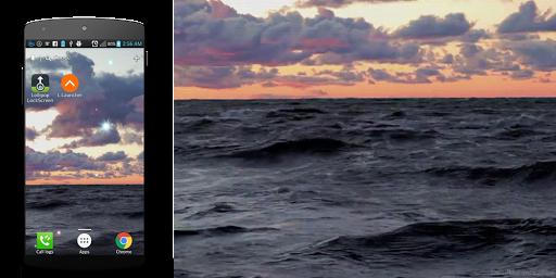 海ビデオ ライブ壁紙