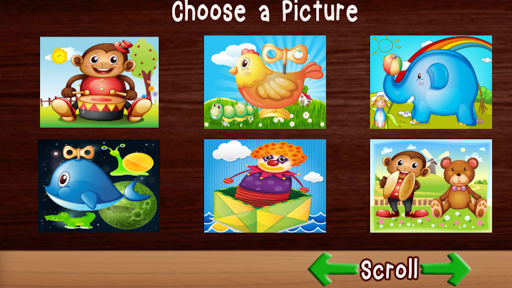 Toy Puzzle Games Free - Kids