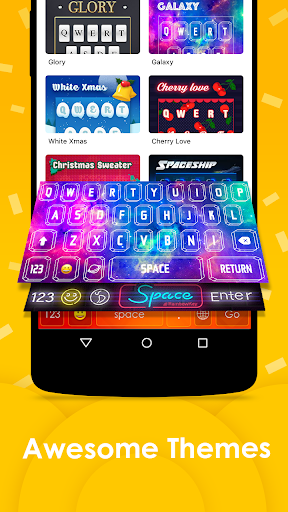 Emoji Keyboard 2018 - Cute Emoticon 1.2.6 screenshots 2