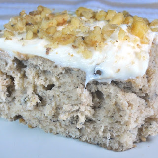 Banana And Walnut Cake With Oil Recipes