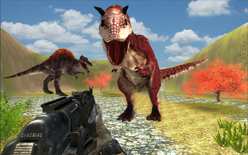 Dinosaur Hunter Deadly Hunt screenshot 5