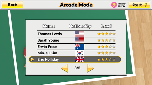 Virtual Table Tennis 2.1.14 screenshots 7