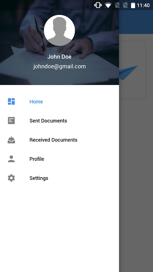 Zoho Sign - Upload, Scan and Sign Documents- screenshot