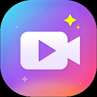 Video Editor - Glitch VHS Camcorder, Video Maker