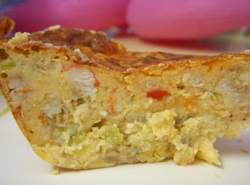 Easy Seafood Pie Recipe