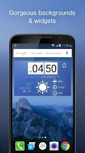 1Weather:Widget Forecast Radar- screenshot thumbnail