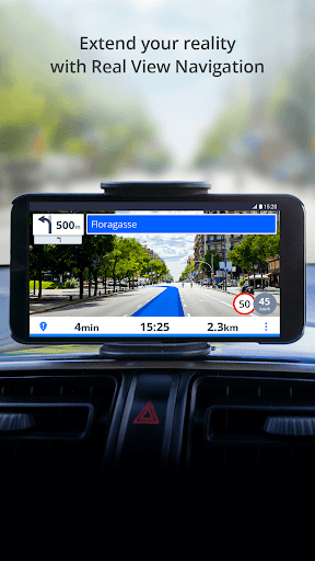 GPS Navigation & Offline Maps Sygic screenshot 5