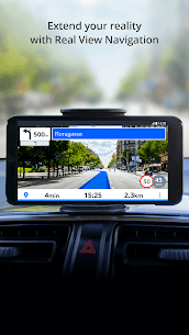 Most Reliable GPS App : Sygic 5