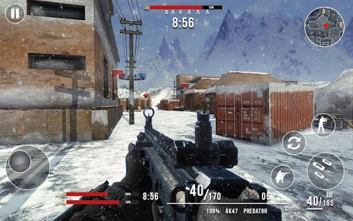 Rules of Modern World War V2 - FPS Shooting Game 1.1.1 screenshots 4