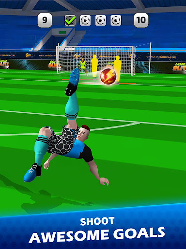 Goal Blitz screenshots 6