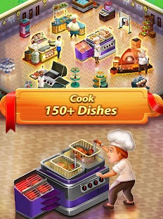 Star Chef: Cooking & Restaurant Game- screenshot thumbnail