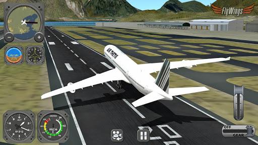 Flight Simulator 2013 FlyWings - Rio de Janeiro apktram screenshots 2