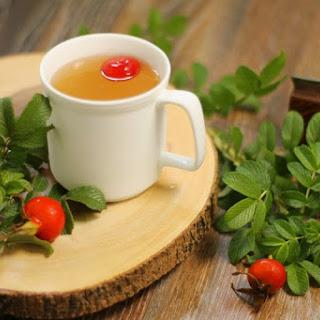 Wild Rosehip Tea.