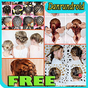 Excellent 100 Little Girl Hairstyles Android Apps On Google Play Short Hairstyles For Black Women Fulllsitofus