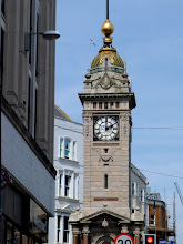 Photo: Clock tower, I expect you guessed that.