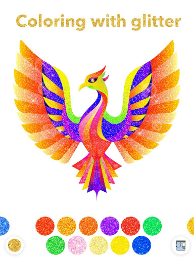 InColor - Coloring Book for Adults - screenshot