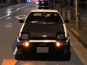 スプリンタートレノ AE86 1986年式  GT-APEXのカスタム事例画像 🌸にゃんこたろう🐾さんの2018年12月14日10:00の投稿