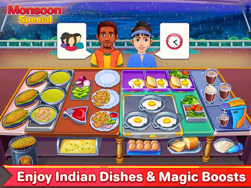 Indian Cooking Madness - Restaurant Cooking Games 1.3.0 screenshots 8