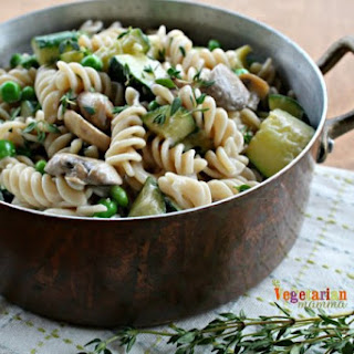 Button Mushrooms Pasta Recipes.