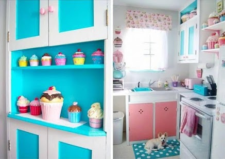 Cute kitchen designs android apps on google play for Cute kitchen designs