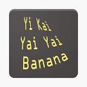 Yi Kai Yai Yai Banana icon