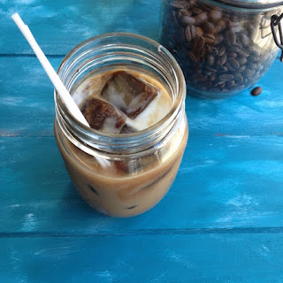 Coconut Iced Latte