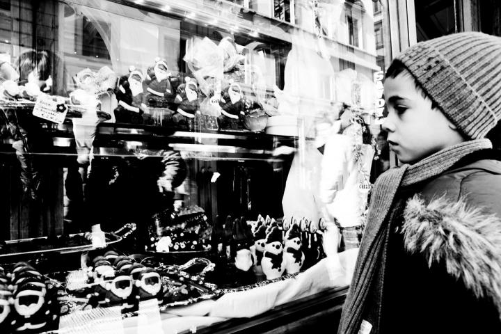 La vetrina dei desideri di bondell