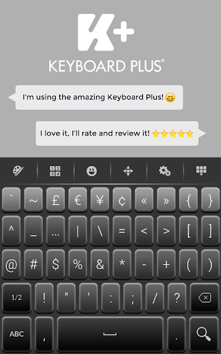 Keyboard for S5