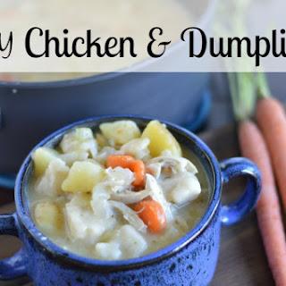 Chicken & Dumpling.