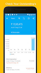 Tally on Mobile: Biz Analyst | Tally Mobile App 2