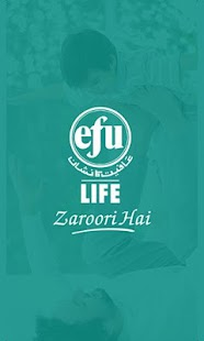 EFU Life Agent's App screenshot