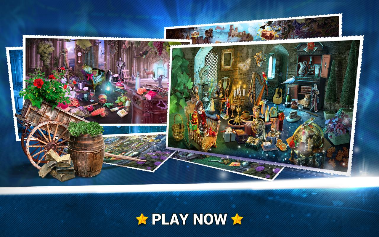 hidden object enchanted castle u2013 hidden games android apps on