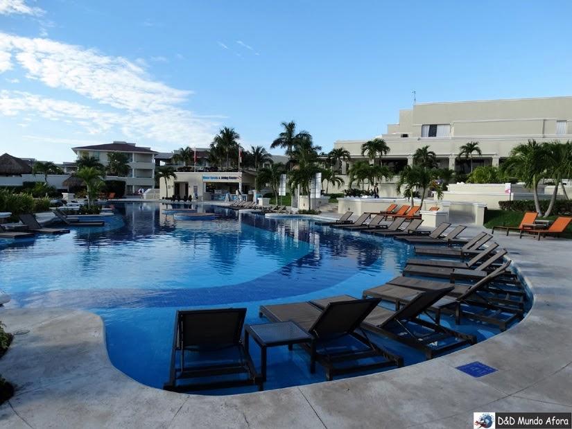 Onde ficar em Cancun - Moon Palace Resort