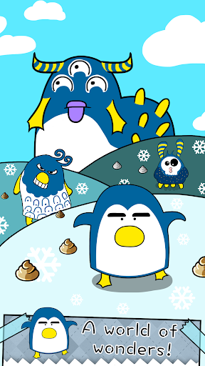 Penguin Evolution 1.0.2 screenshots 1