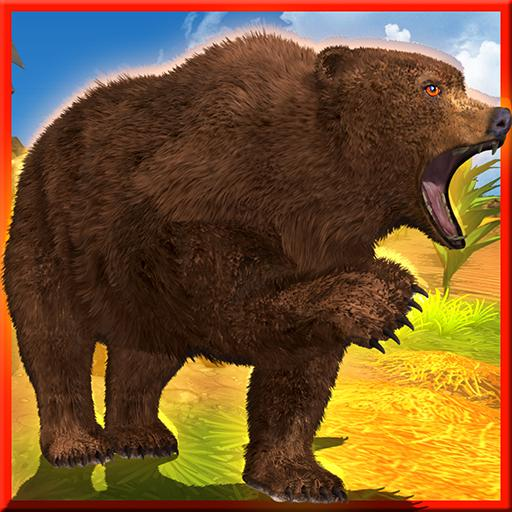 Angry bear Simulator 3D