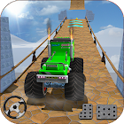 Monster Truck Rally: Hill Climb Race 4x4 icon