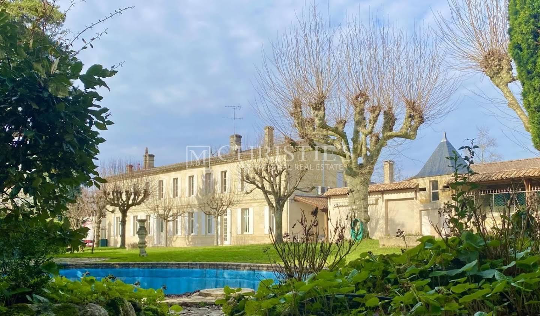 Propriété Libourne