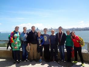 Photo: The whole group! Kimberly, Zachary, Karen, Leo, Julia, Gregory, Peter, Alexander, Sydney, and Morgan