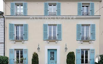 hôtel particulier à Saint-Germain-en-Laye (78)