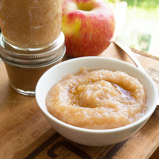 Maple Apple Sauce