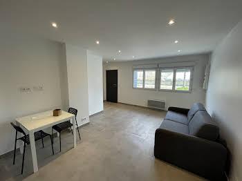 Appartement meublé 2 pièces 38,46 m2