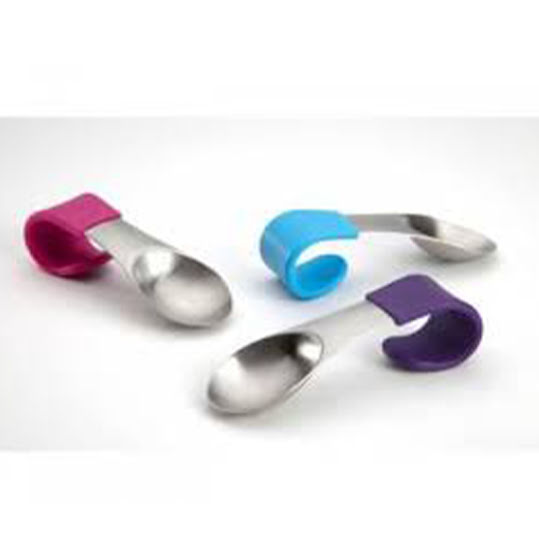 Spoon hanging with you. 3pack