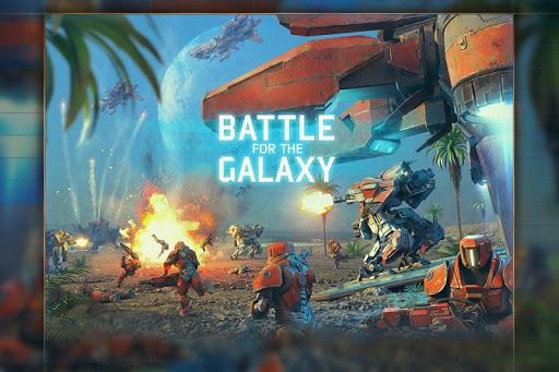 Batalha pela Galáxia